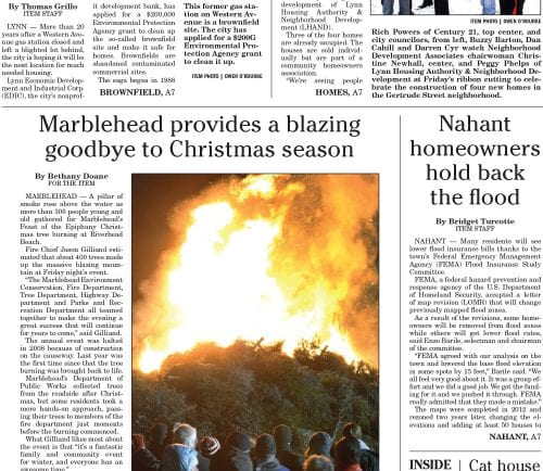 January 7, 2017 Front Page