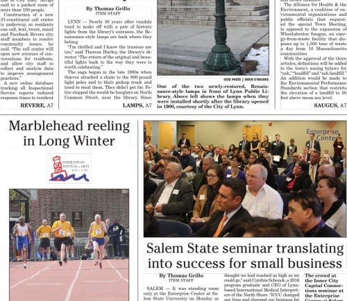 February 7, 2017 Front Page