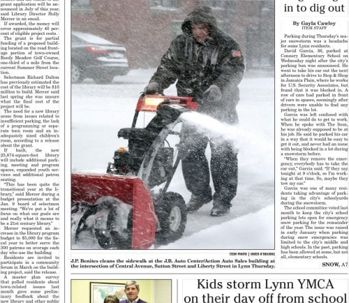 February 10, 2017 Front Page