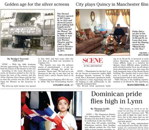 February 25, 2017 Front Page
