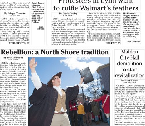 February 27, 2017 Front Page