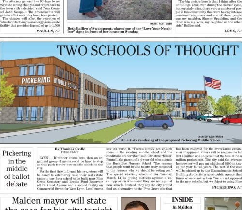 February 28, 2017 Front Page