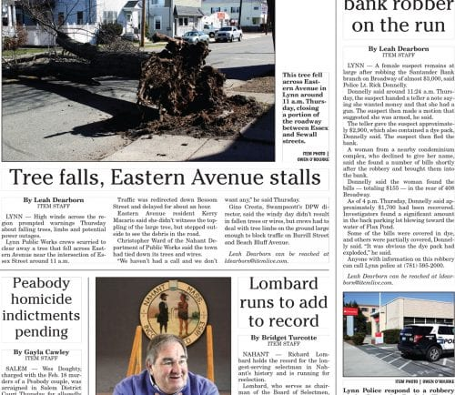 March 3, 2017 Front Page