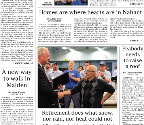 March 4, 2017 Front Page