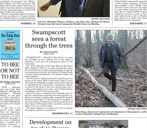 March 7, 2017 Front Page