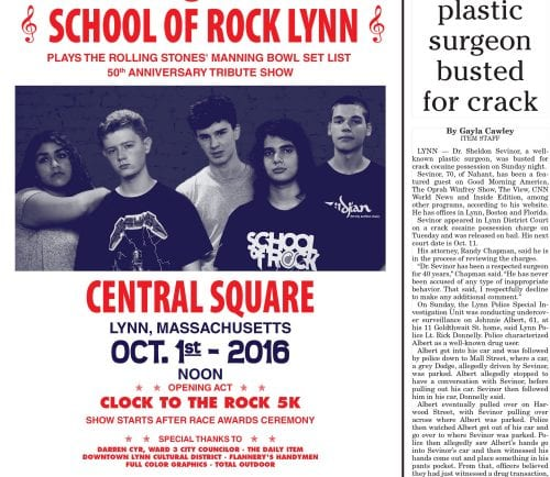 September 21, 2016 Front Page