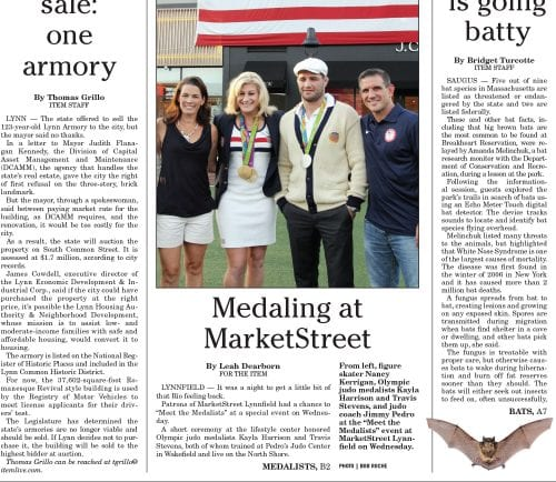 September 22, 2016 Front Page