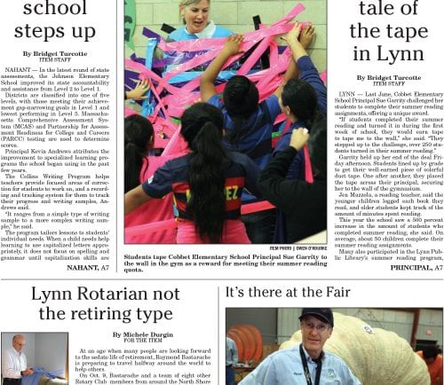 October 1, 2016 Front Page