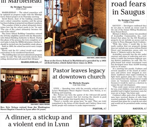 October 5, 2016 Front Page