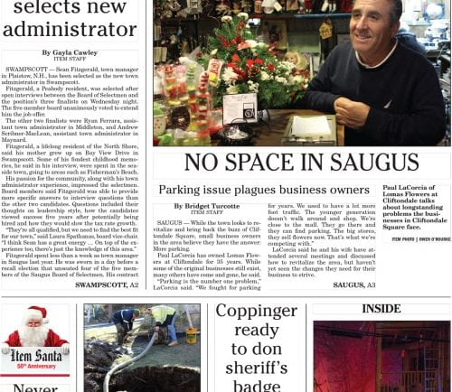 December 22, 2016 Front Page