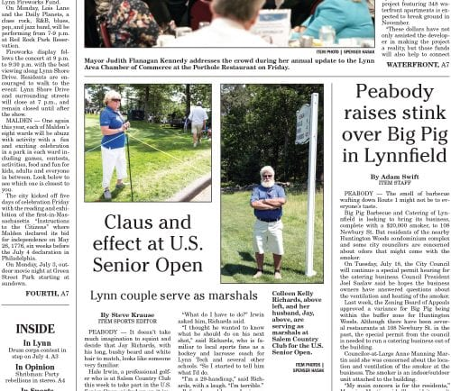 July 1, 2017 Front Page