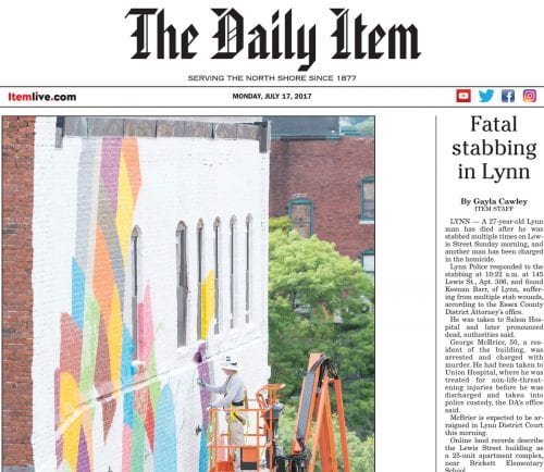 July 17 2017 Front Page