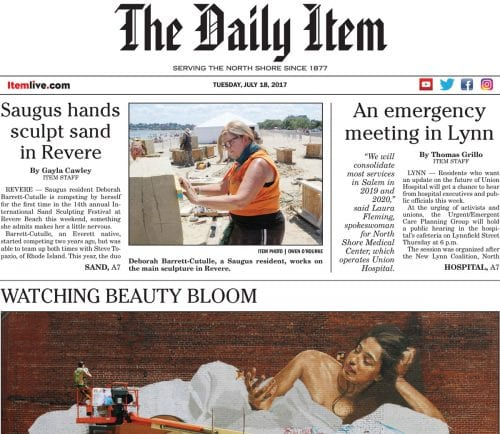 July 17, 2017 Front Page