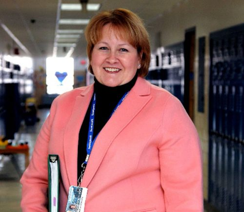 Superintendent Pamela Angelakis received high marks, marking her third final evaluation. She'll be entering into the fourth year of her five-year contract as superintendent.