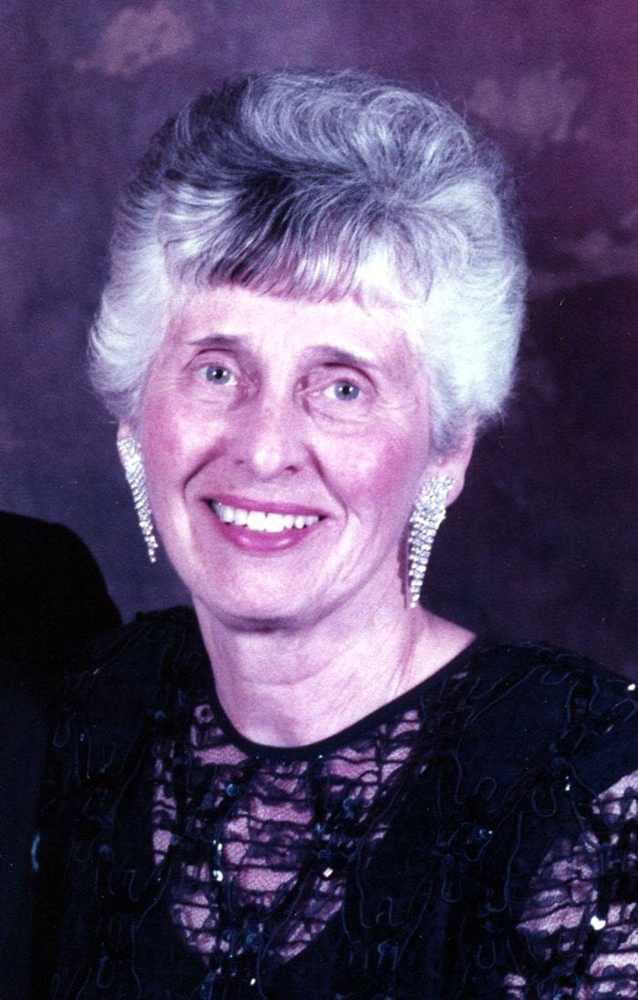 Ruth J. McDonough, 89