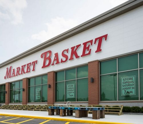 The Market Basket on Western Avenue in Lynn.
