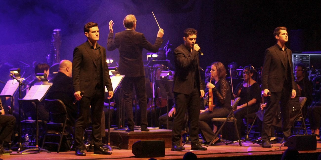 celtic thunder a five man singing group and full symphony orchestra bring irish and holiday music to lynn auditorium on sunday owen orourke - Celtic Thunder Christmas