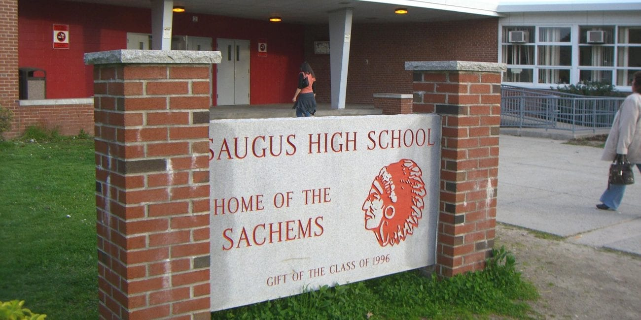 Saugus High School.