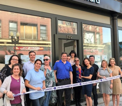 Real Estate brokerage Nest Forward recently opened in Lynn.