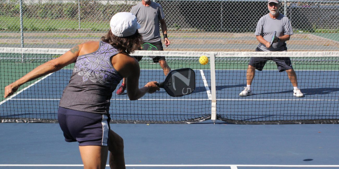 Lynners Keep A Quirky Tradition Alive With A Pickleball
