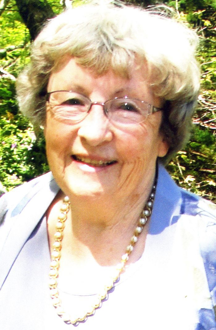 Mary Lawrence, 88