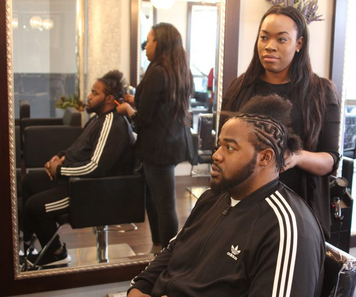 The Fashion Monger: Joan Hair Design And Beauty Supply