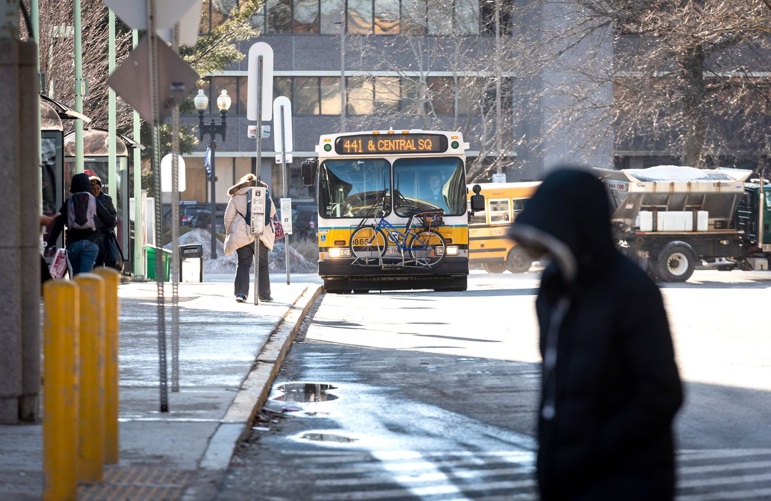 Mbta Proposes Changes To Bus Routes That Service North
