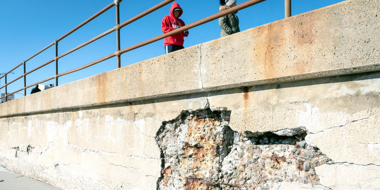 Swampscott Set To Repair Battered Sea Walls