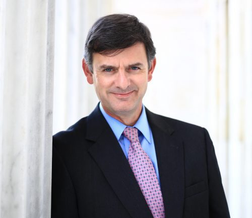 Brian Kennedy, the new Peabody Essex Museum CEO