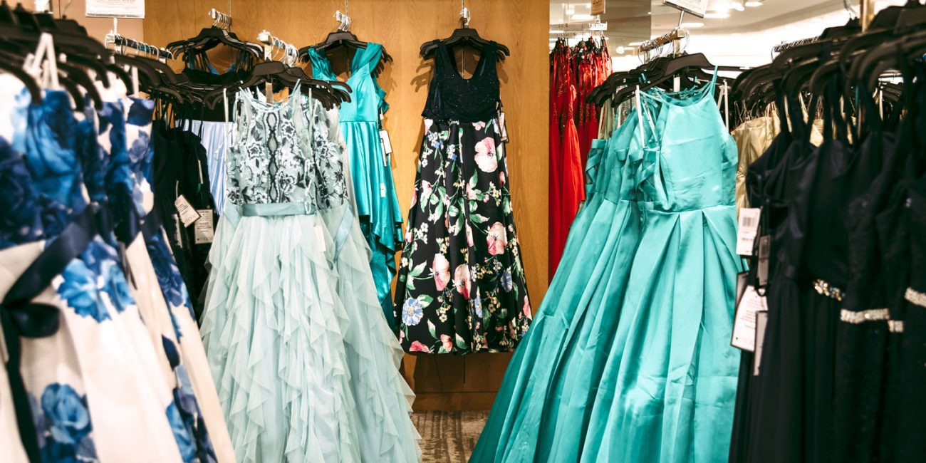 30ca79e85c1 Prom dresses availble at Macy s. (Spenser R. Hasak)