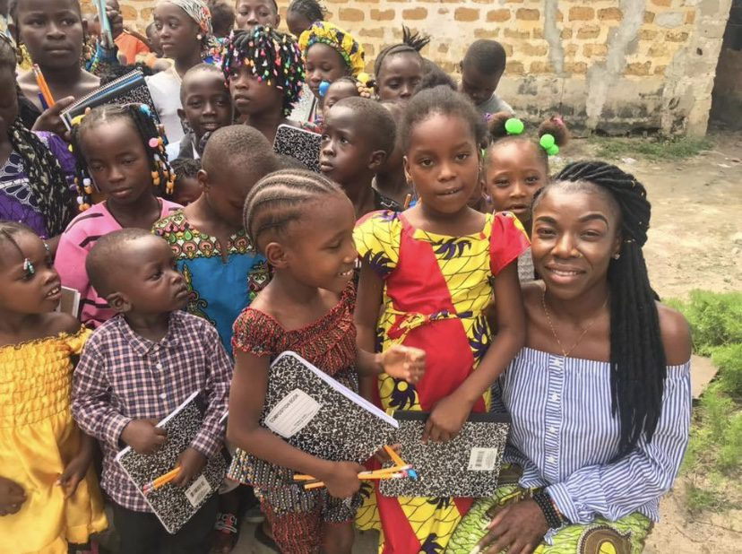 When Lynn native Princess Guwor arrived to her home country of Liberia after 18 years, she saw a severe need for school supplies for every student. The purpose behind her non-profit, The Kumba Foundation, INC, is to supply that need.