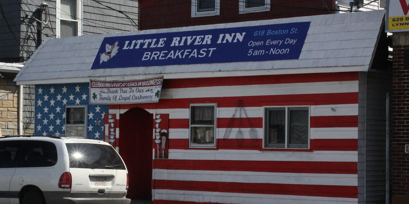 Lynn, Ma. 4-2-19. The Little River Inn.