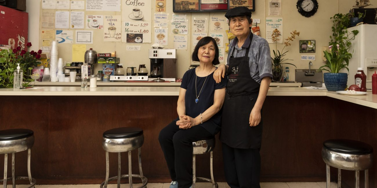 Campus Coffee Shop owners Annie and Kwang An will close the restaurant on Saturday after 34 years in business.