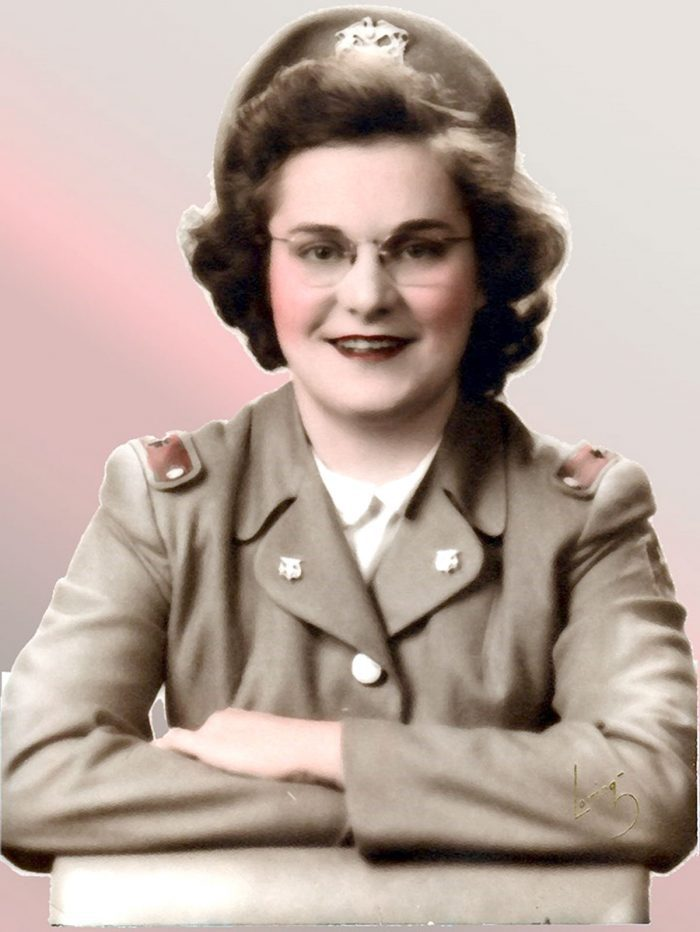 Mary L. Kench, 95