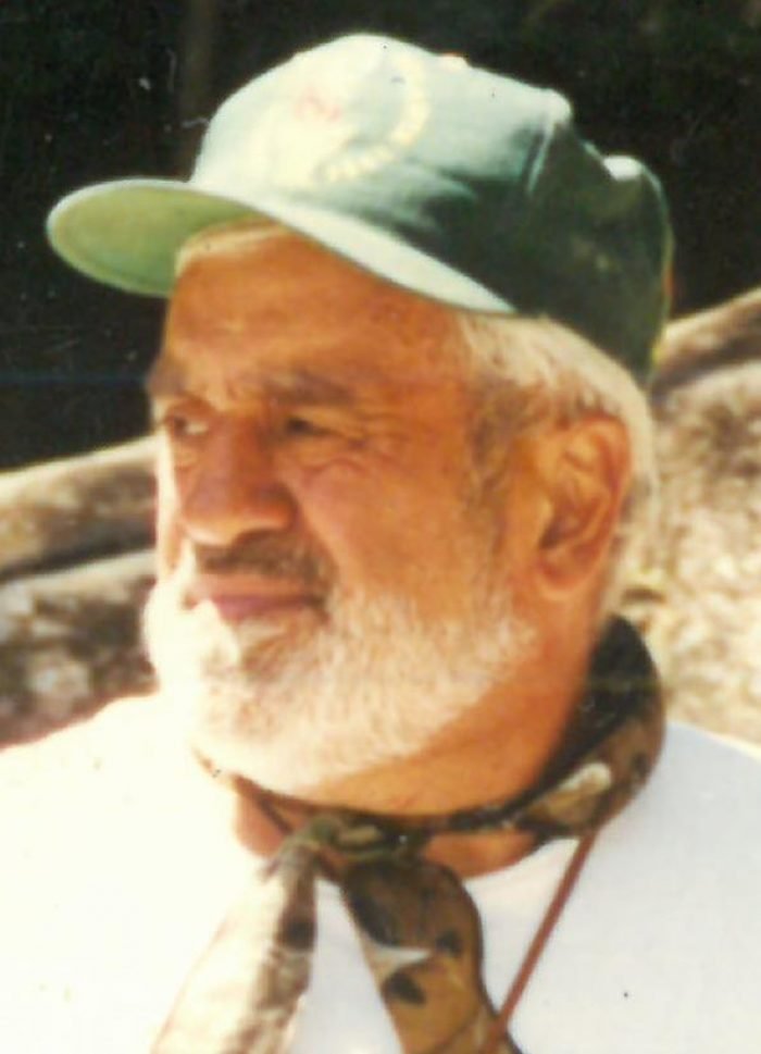 "Norman R.  ""Bill"" Harrie, 85"