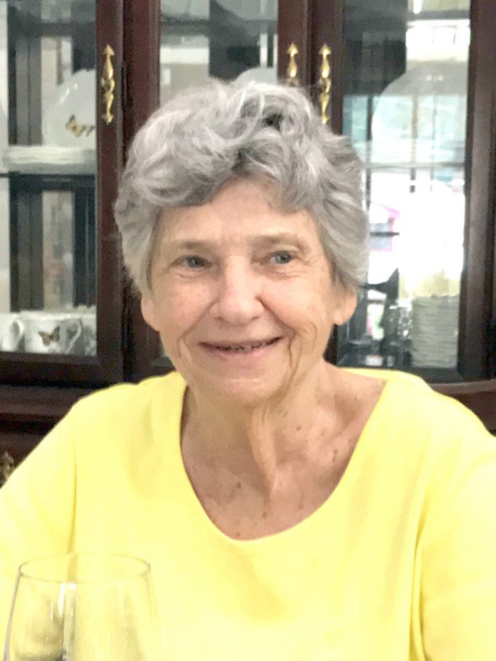 Mary F. Bansfield, 86