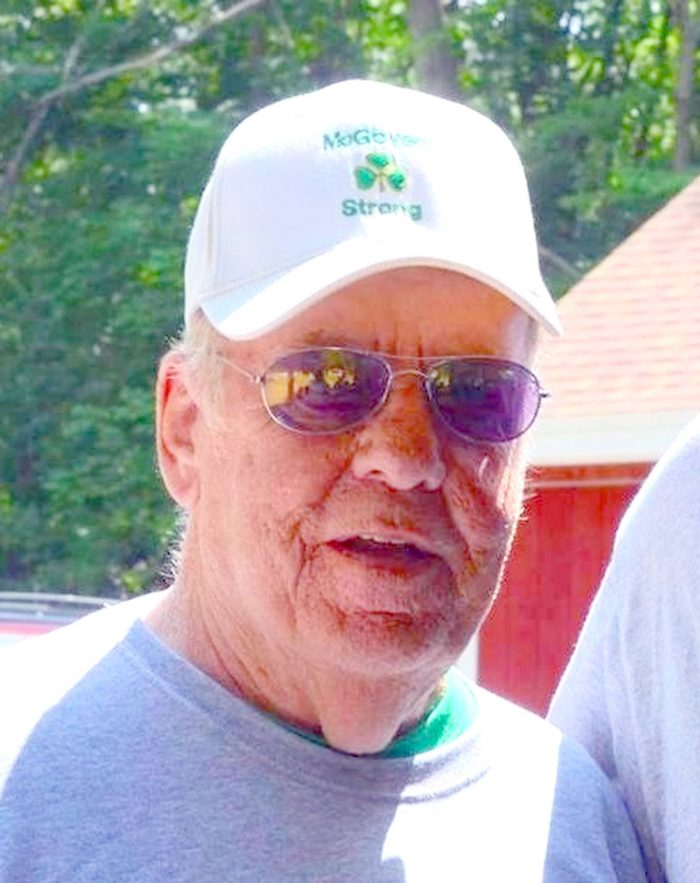 Peter R. McGovern, 75