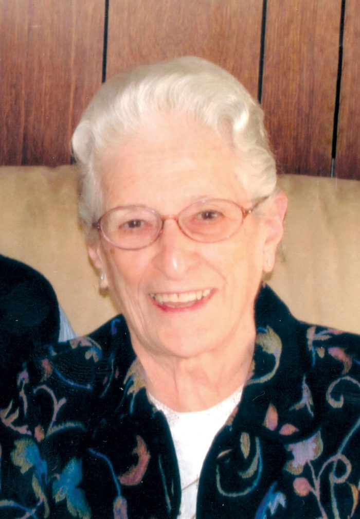 Rose M. Bourgeois, 89